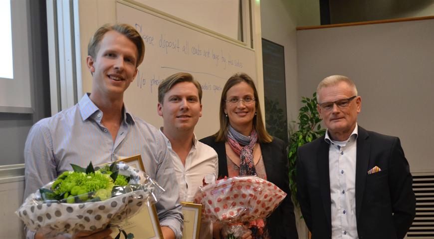 Årets entreprenör 2012 Ung Omsorg