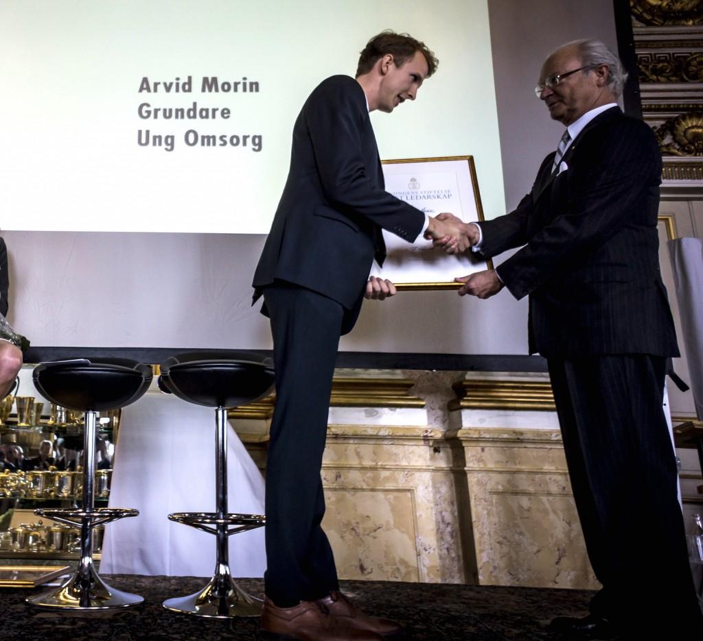 Arvid-Kungen-pris